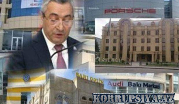 """Adil Vəliyevin """"Sabunçu dünyası""""ndan seçmələr: biznes və tikinti maqnatı"""
