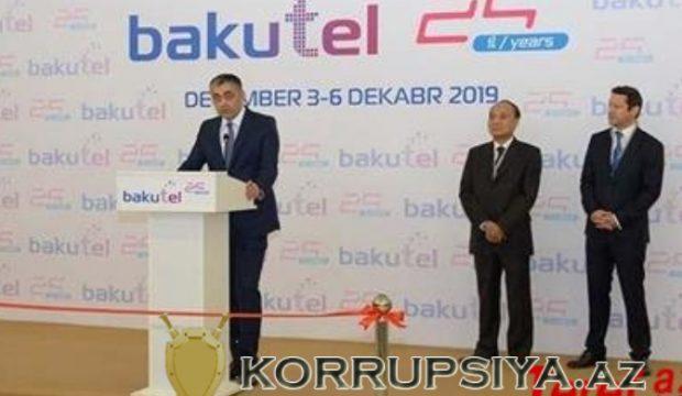 """Bir sərgi stendinə 600 min manat?! – """"Analoqu olmayan"""" reklam xərci (FOTO)"""